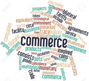The language of commerce conveys information, but not feeling value or connectedness. Although business in the past conveyed both.