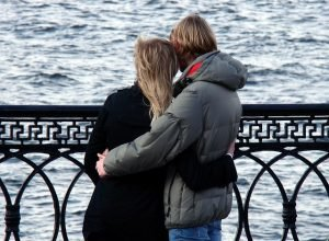 Relationship Insights: A 20 second hug releases lots of oxytocin, helps you to feel warmly towards your partner, and to relax.