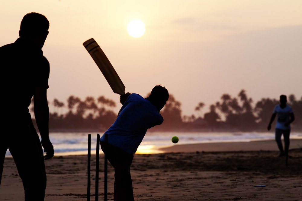 One major tip to surviving the holiday is PLAY! Play cricket on the beach, travel Scrabble in the car and don't forget to pack a ball!