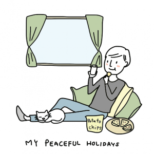 An introvert values quiet holidays, while an extrovert craves adventure.