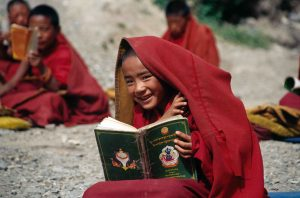 When we are securely attached learning is a pleasure and we learn easily.
